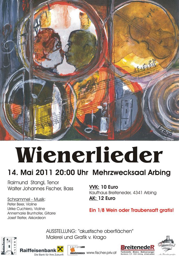 Wienerlieder Walter Johannes Fischer